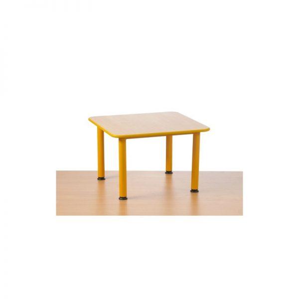 Stôl Domino lichobežník